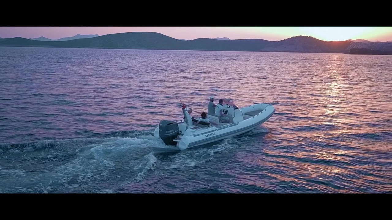 Promotional video for BRIG Eagle 670