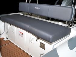 BRIG Navigator 485 rear seat