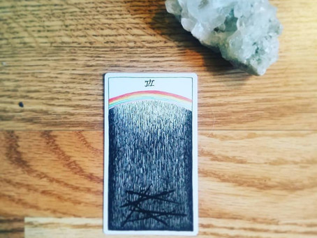 Tarot Tuesday: Finding Light in the Dark