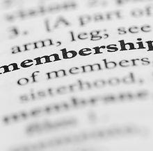 Dictionary Series - Membership