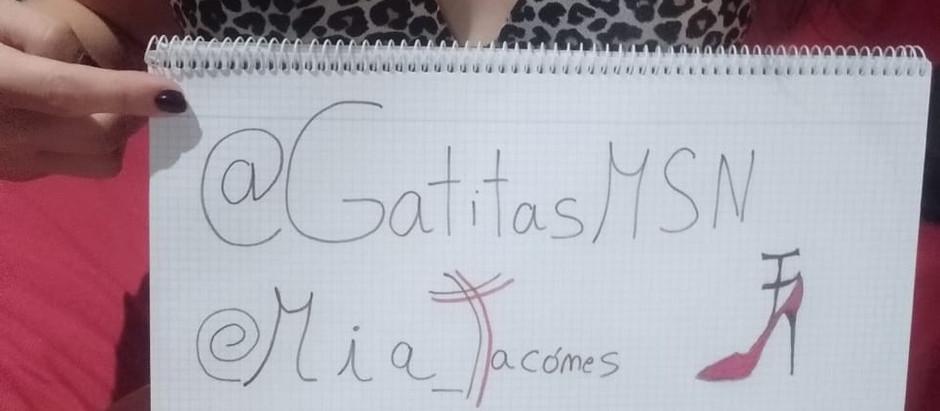 Mia Tacones dominará tu ser y tus pensamientos