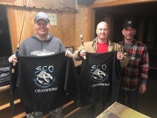 Big Lake's Still Cold Open Tournament Series Championship Results
