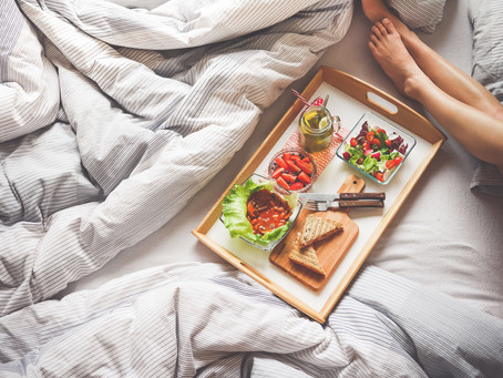 The Food You Eat Impacts Your Sleep