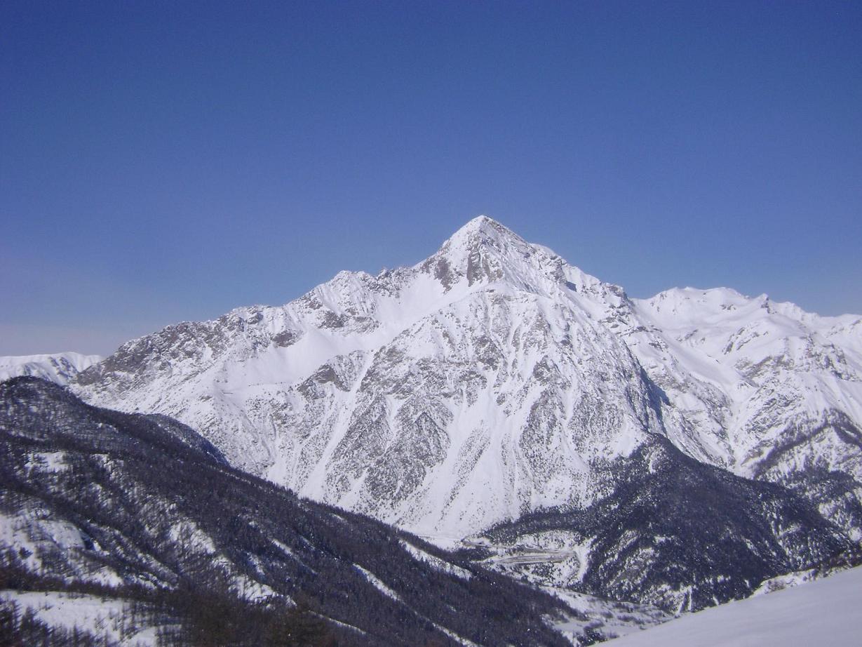 Chaberton 3130 m