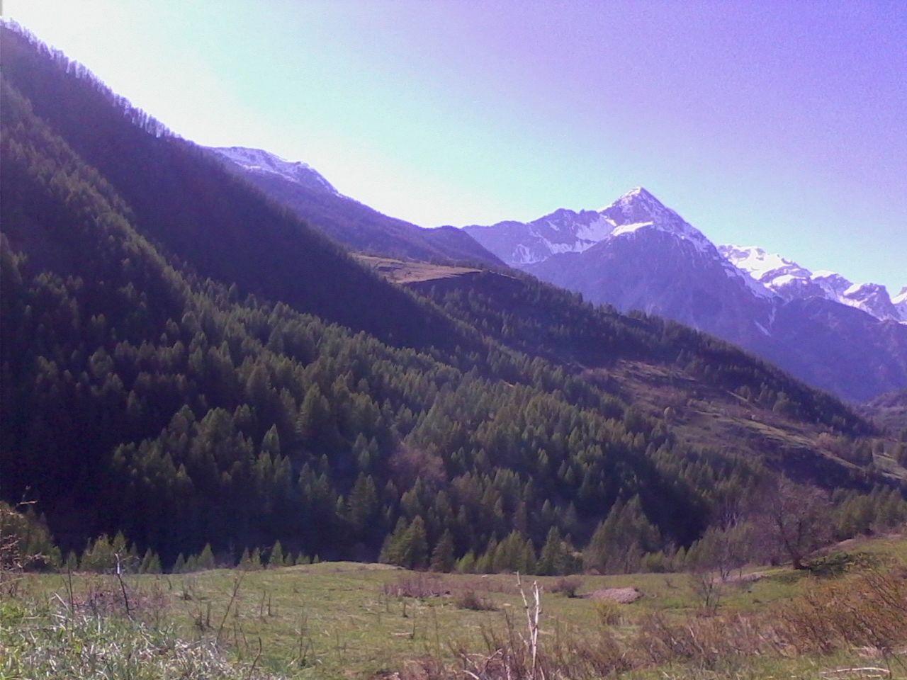Punta Chaberton 3130 m