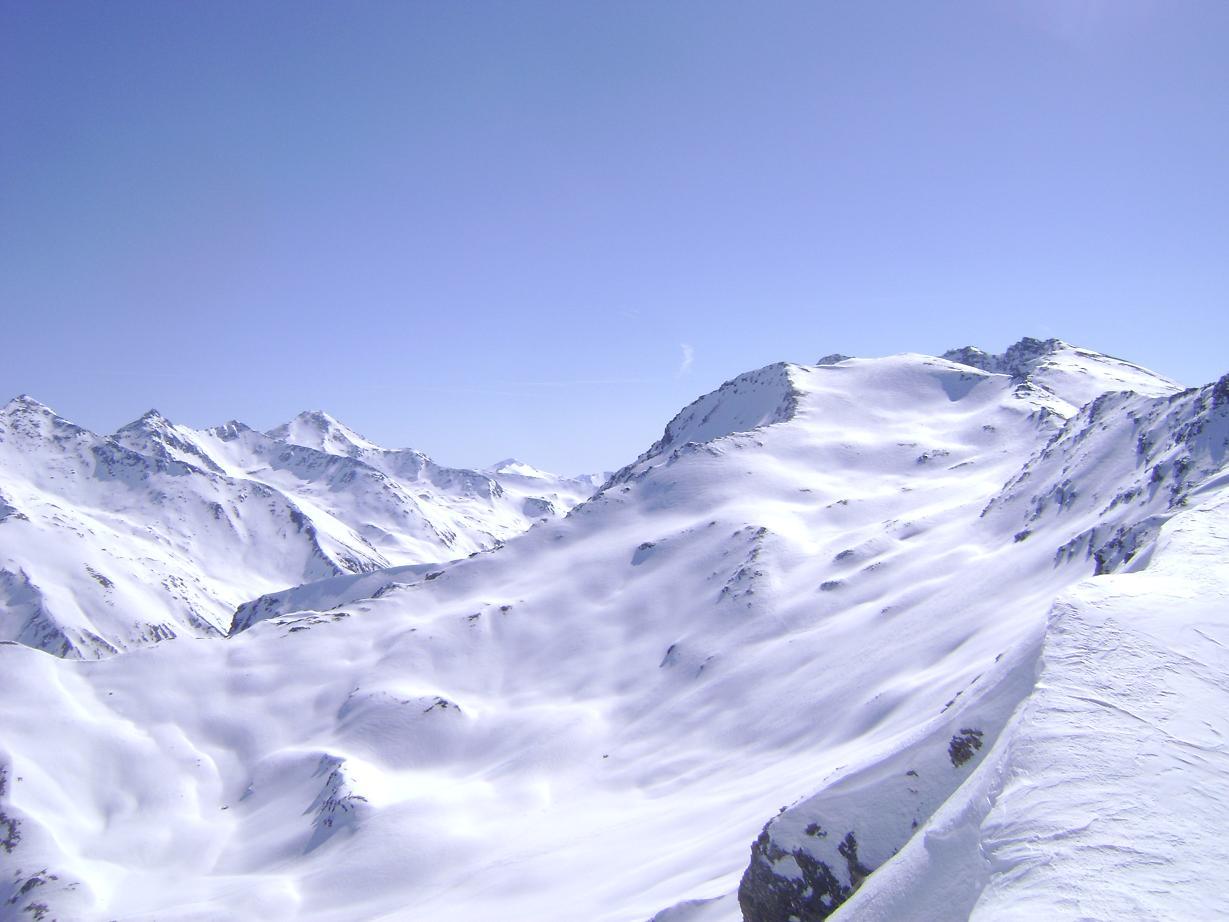 Terra Nera 3100 m