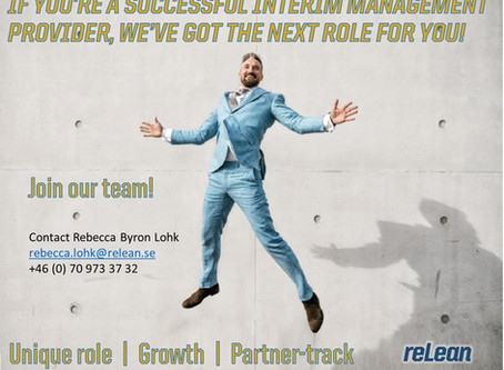 We are hiring people that hires great people!