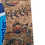 Thumbnail: Slim Floral Cork Leather Card Wallet
