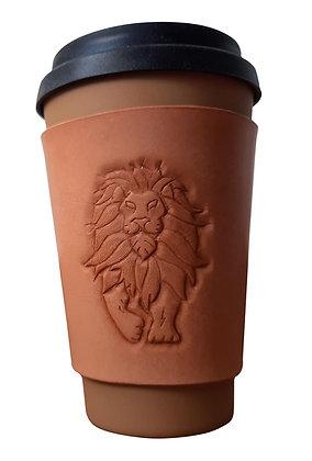 Lion - Coffee Sleeve
