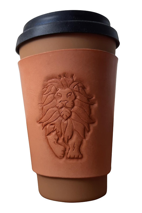 Lion - Coffee Sleeve