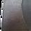 Thumbnail: Slim Black Cork Leather Card Wallet