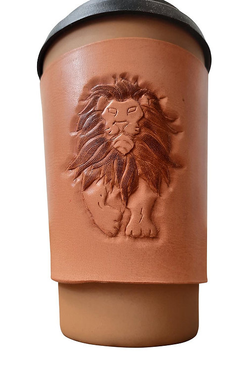 Brown Lion - Coffee Sleeve
