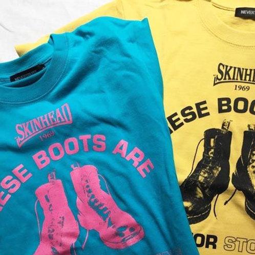 ネバートラストTHESEBOOTSS/ST-Shirt