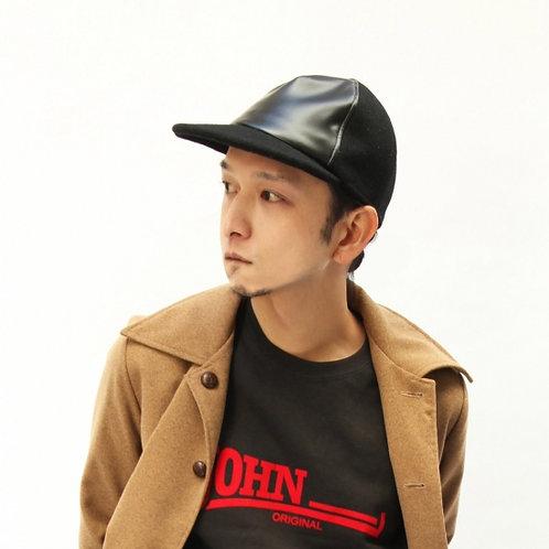 オリジナルJOHN DONKEY CAP BLACK
