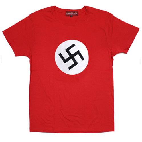 セデショナリー Tシャツ スワスチカ