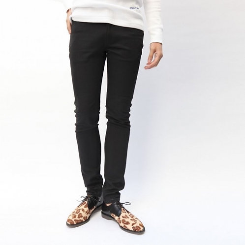 オリジナルJOHN SKINNY PANTS BLACK