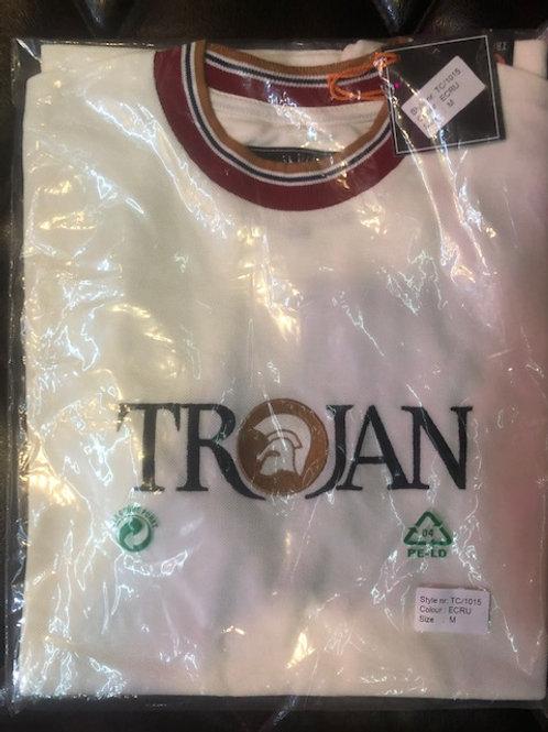 トロージャン ロゴ Tシャツ