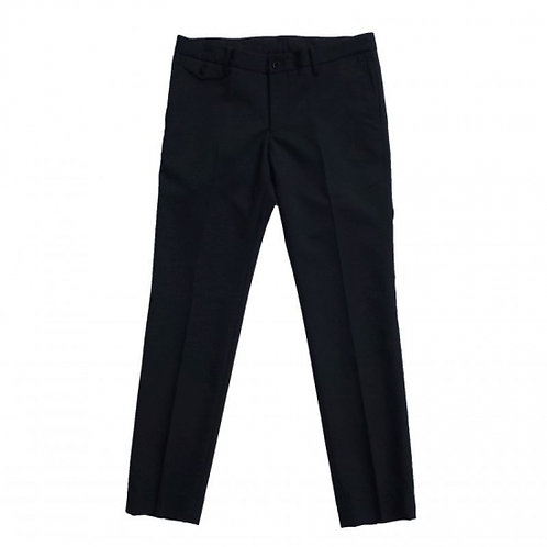 オリジナルJOHN STRETCH 6B BLACK SLIM TROUSERS