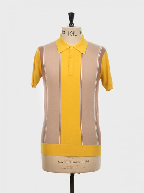 ARTGALLERY CLOTHING Knitted Polo Shirt