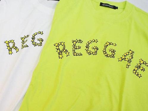ネバートラストREGGAESTARSS/ST-Shirt