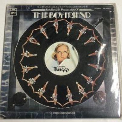 トゥイッギー ボーイフレンド TWIGGY THE BOY FRIEND LPレコード