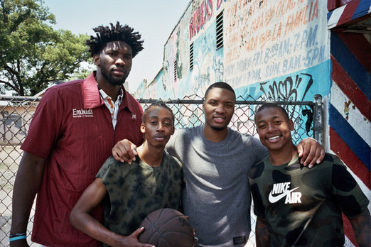 Anesu Mutara NBA2K18