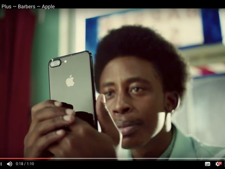 HAVE YOU SEEN THE NEW APPLE IPHONE 7+ COMMERCIAL?!