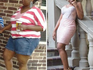 Losing Weight and Gaining Me