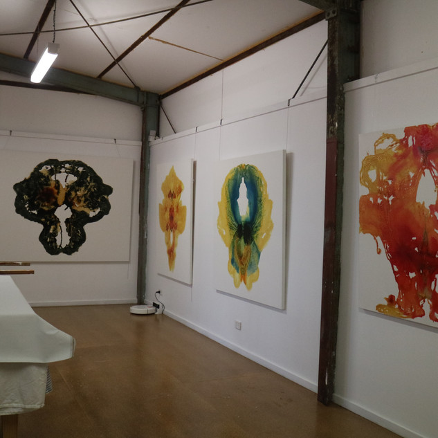 Artists Studio - Healesville