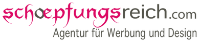 Schoepfungsreich Angetur für Werbung & Design Nagold Herrenberg Böblingen Calw