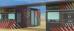 Landesgartenschau Ingolstadt 2020 Design Kasse
