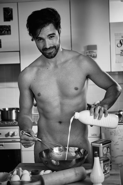 baking guy