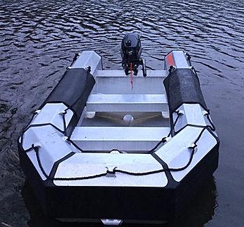 krakken aluminum dinghy 10'
