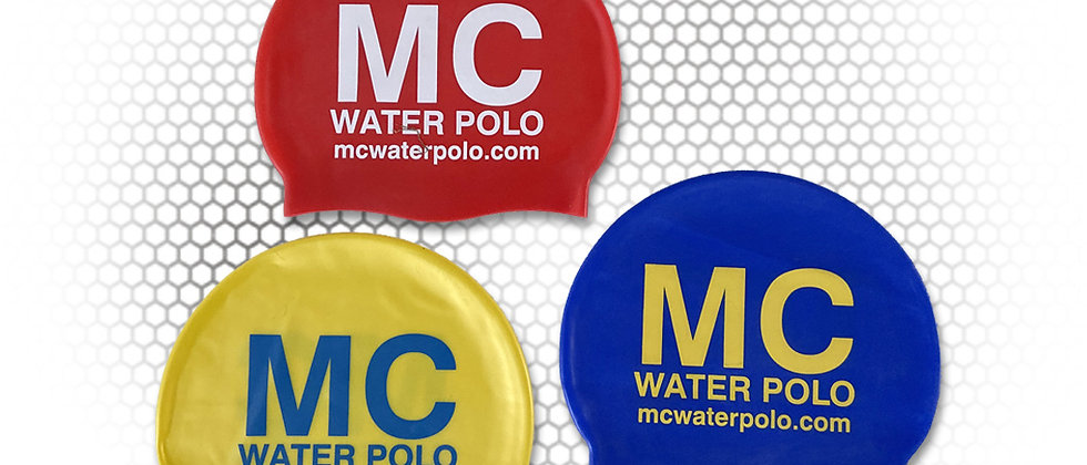 SILICON CAPS BLUE/YELLOW/RED