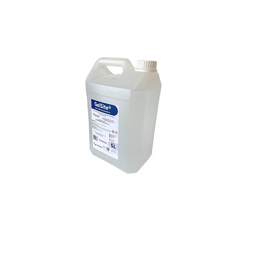 Bidon de 5L gel hydroalcoolique GelSite®