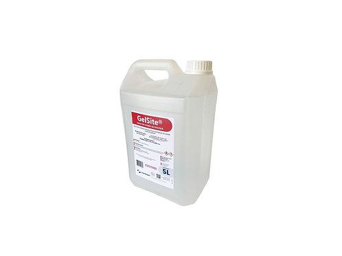 Bidon de 5L solution hydroalcoolique GelSite®