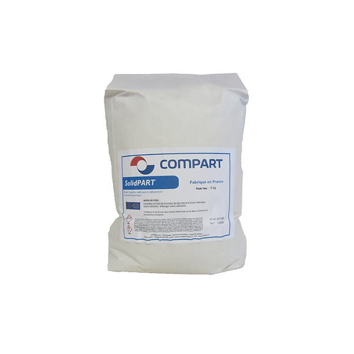 Mortier coupe-feu SolidPART - Sac de 5kg
