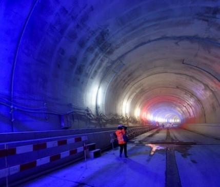 Ceva Switzerland tunnel