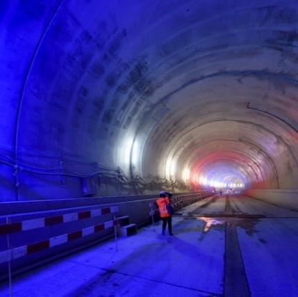 Tunnel Ceva Suisse