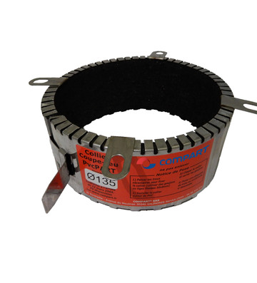 PVCPART intumescent fire collar