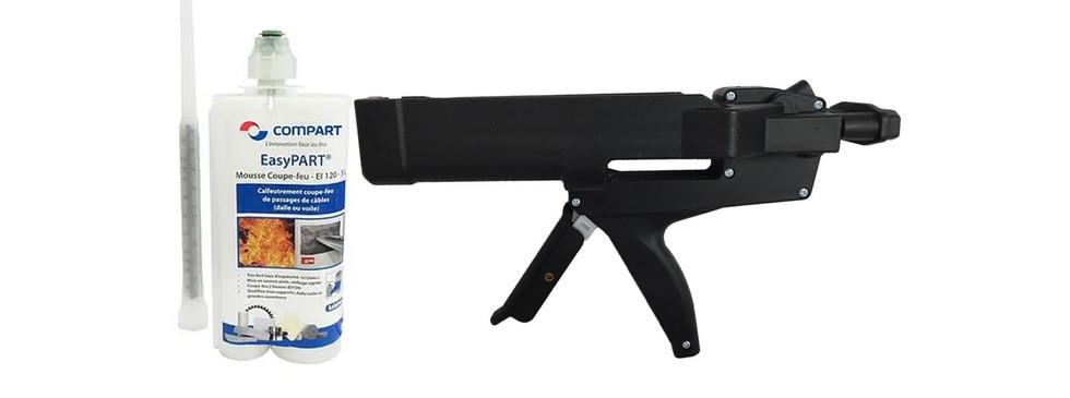 ProMAX 400 pistol EasyPART 5L cartridge
