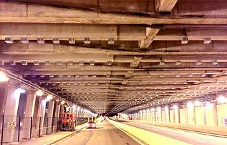 Paris ORLY Aéroport Pont Tunnel 2 Boîtiers coupe-feu BoxPART