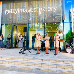 Getty Image Gallery, Wembley
