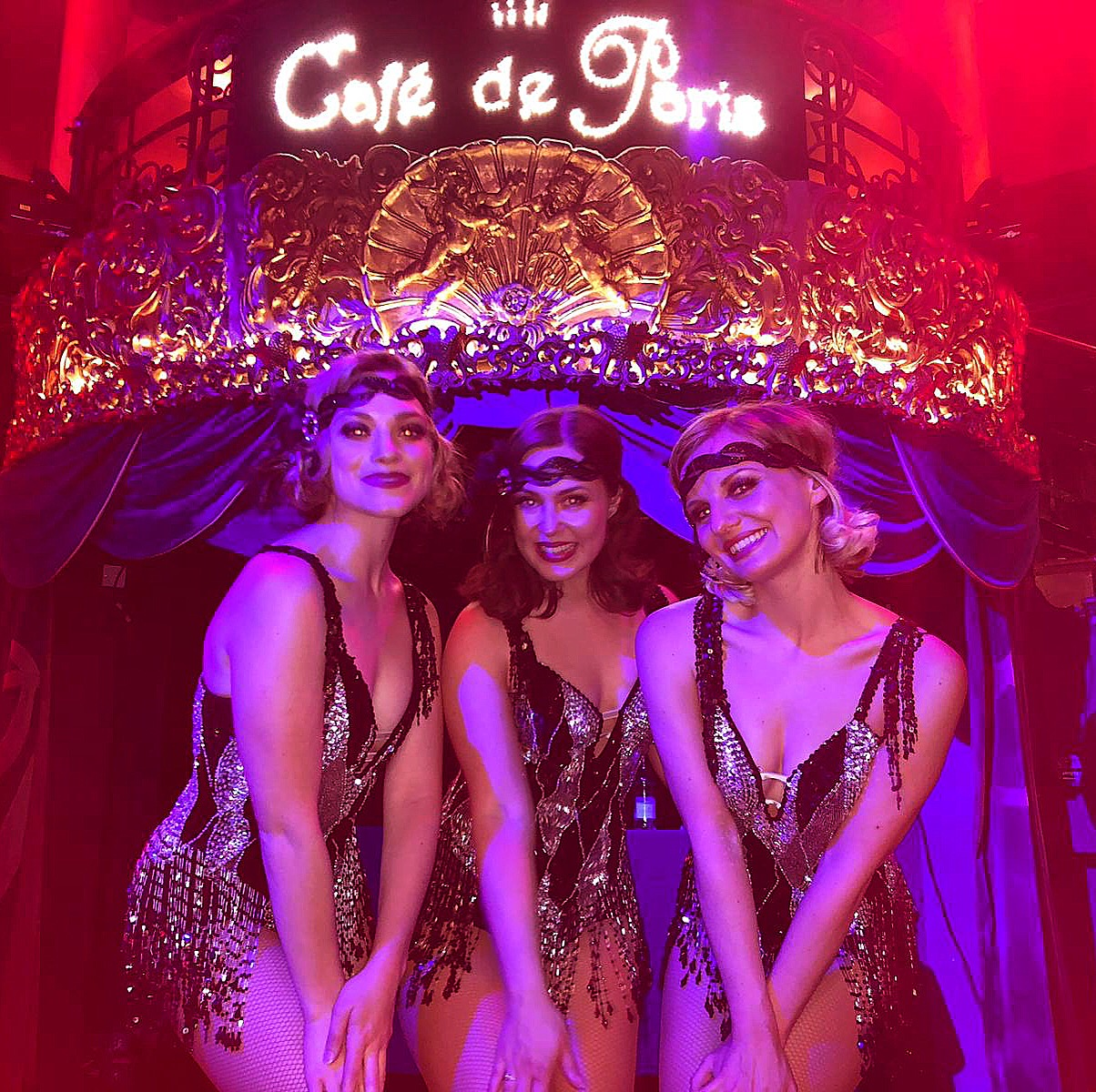 Café de Paris, London