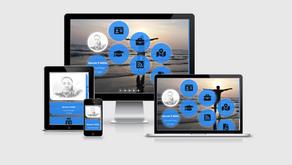 SEO Friendly Responsive Portfolio Website Design by Imam Uddin; imamuddinwp
