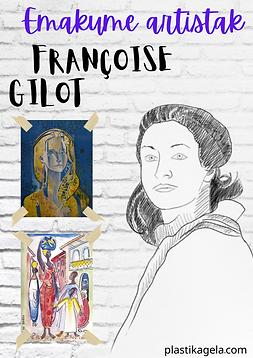 EmakumeArtistak_FrançoiseGilot.png