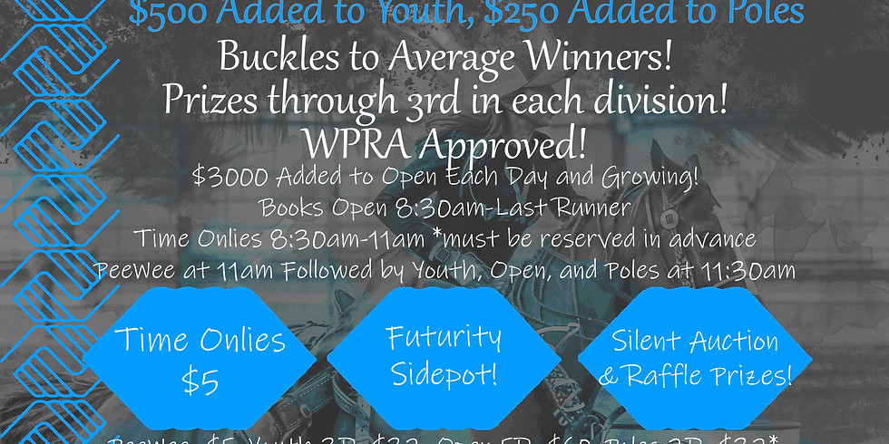 Charity Barrel Race Pima County Fairgrounds Indoor Arena