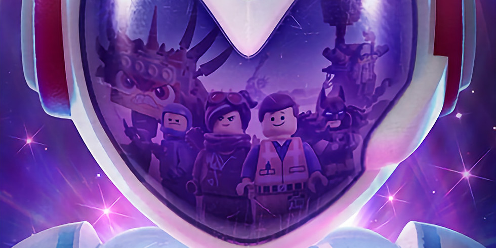 Downtown Summer Movie Series - August 2019 - The Lego Movie 2