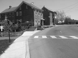 Bike Plaza Before