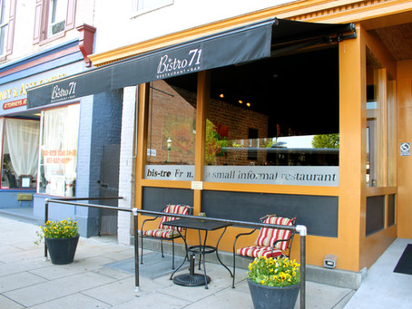 Welcome to Bistro 71